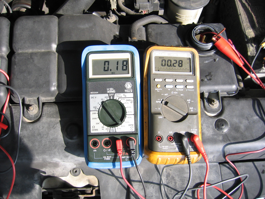 How to test for electrolysis | Vehicle Enhancement Labs